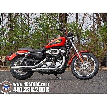 2007 Harley-Davidson Sportster for sale 200725928