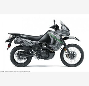 2017 Kawasaki KLR650 for sale 200726369