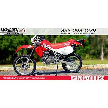 2019 Honda XR650L for sale 200726534