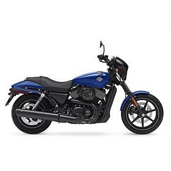 2016 Harley-Davidson Street 750 for sale 200726685