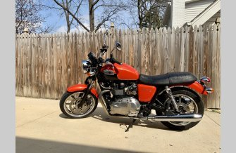 2012 Triumph Bonneville 900 Motorcycles For Sale Motorcycles On