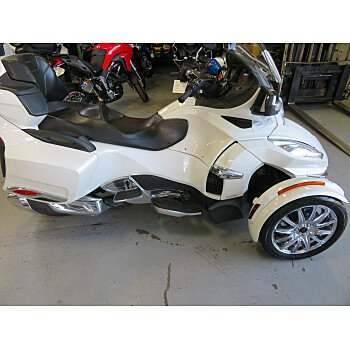 2014 Can-Am Spyder RT for sale 200727039