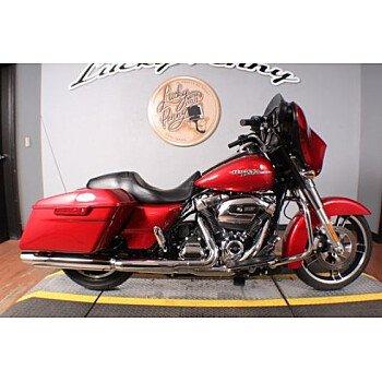 2018 Harley-Davidson Touring Street Glide for sale 200727388