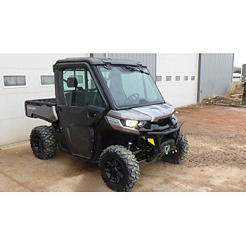 2018 Can-Am Defender for sale 200727512