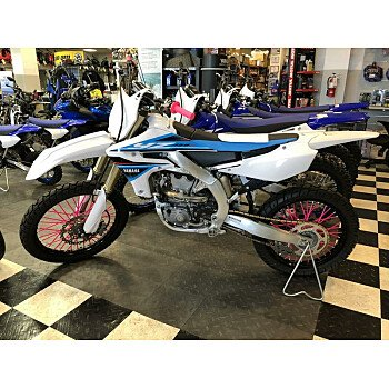 2019 Yamaha YZ450F for sale 200727578