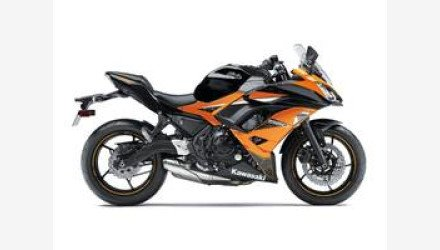 2019 Kawasaki Ninja 650 ABS for sale 200728097