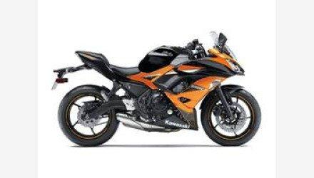 2019 Kawasaki Ninja 650 ABS for sale 200728106
