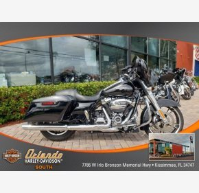 2017 Harley-Davidson Touring Street Glide for sale 200728242