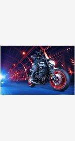 2019 Yamaha MT-07 for sale 200728505