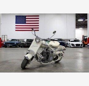 1957 Cushman Eagle for sale 200728539