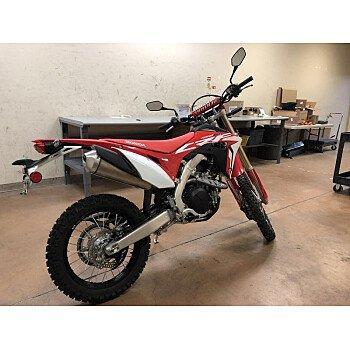 2019 Honda CRF450L for sale 200728796