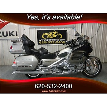 2003 Honda Gold Wing for sale 200728975
