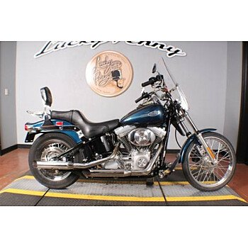 2002 Harley-Davidson Softail for sale 200729626