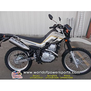 2019 Yamaha XT250 for sale 200730468