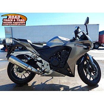 2015 Honda CBR500R for sale 200730701