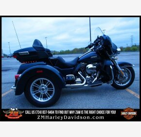 2016 Harley-Davidson Trike for sale 200730725