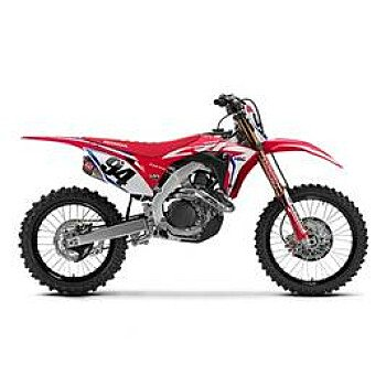 2019 Honda CRF450R for sale 200731066