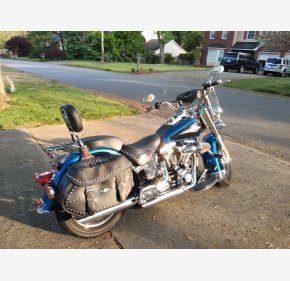 2008 Harley-Davidson Softail 103 Heritage Classic for sale 200731197