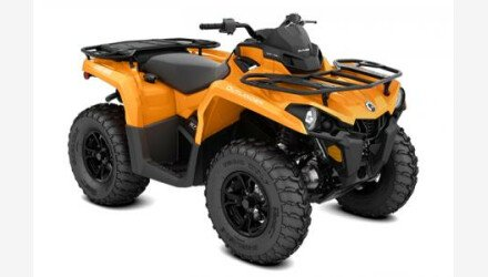 2019 Can-Am Outlander 570 DPS for sale 200731288
