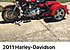 2011 Harley-Davidson Touring Electra Glide Ultra Limited for sale 200731680
