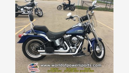 2010 Harley-Davidson Softail for sale 200731834