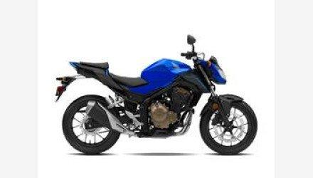 2018 Honda CB500F for sale 200731865