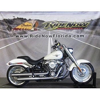 2018 Harley-Davidson Softail Fat Boy for sale 200732274