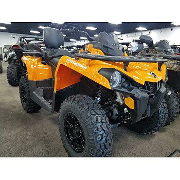 2018 Can-Am Outlander MAX 450 for sale 200732321