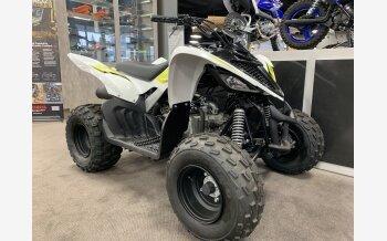 2018 Yamaha Raptor 90 for sale 200732356