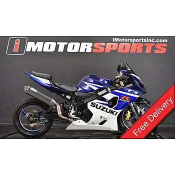 2005 Suzuki GSX-R750 for sale 200732492