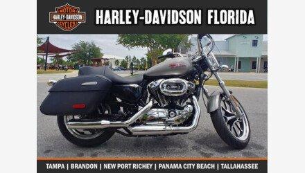 2017 Harley-Davidson Sportster SuperLow 1200T for sale 200732573