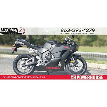 2019 Honda CBR600RR for sale 200732842
