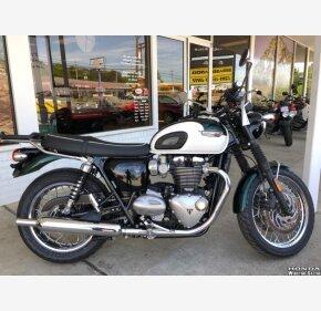 2018 Triumph Bonneville 1200 T120 for sale 200733069