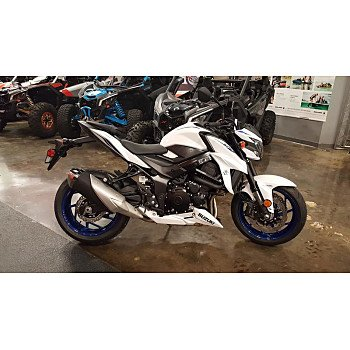 2019 Suzuki GSX-S750 for sale 200733560