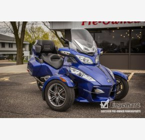 2012 Can-Am Spyder RT for sale 200733956