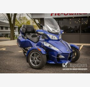 2012 Can-Am Spyder RT for sale 200734016