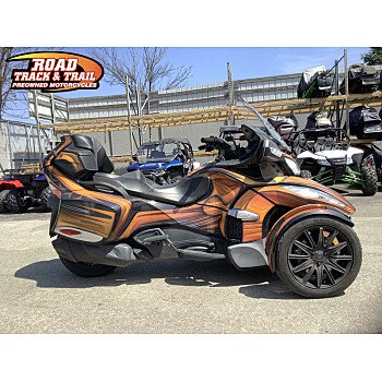 2014 Can-Am Spyder RT-S for sale 200734034
