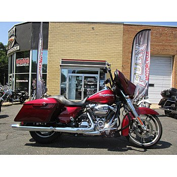 2017 Harley-Davidson Touring Street Glide for sale 200734083