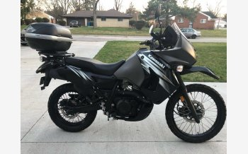 2012 Kawasaki KLR650 for sale 200734137