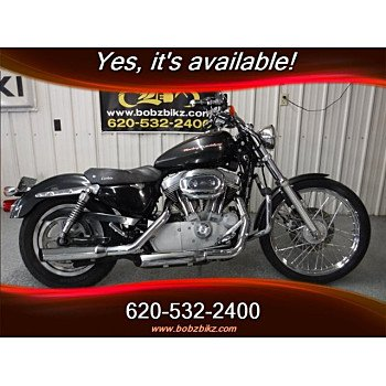 2006 Harley-Davidson Sportster for sale 200734232