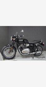 2018 Triumph Bonneville 1200 T120 for sale 200734383