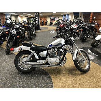 2019 Yamaha V Star 250 for sale 200734406