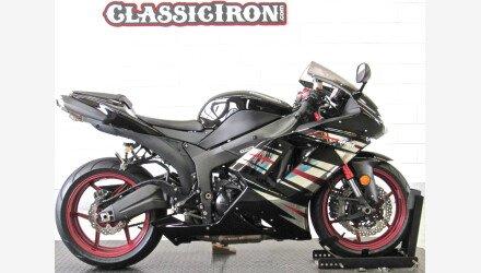 2008 Kawasaki Ninja Zx 6r Motorcycles For Sale Motorcycles On
