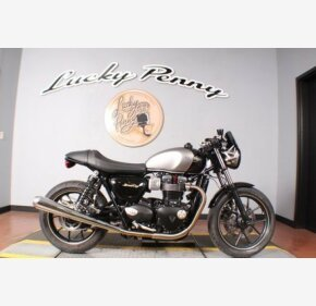 2017 Triumph Street Cup for sale 200734595