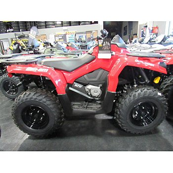 2018 Can-Am Outlander 570 for sale 200734866