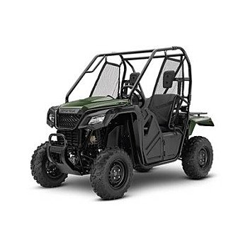 2018 Honda Pioneer 500 for sale 200735297