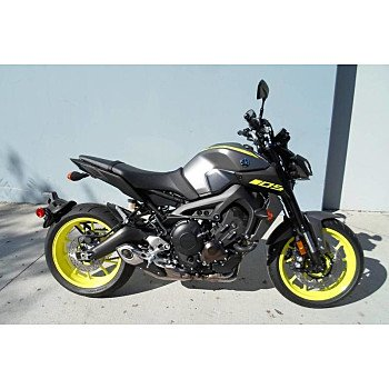 2018 Yamaha MT-09 for sale 200735369