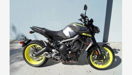2018 Yamaha MT-09 for sale 200735369