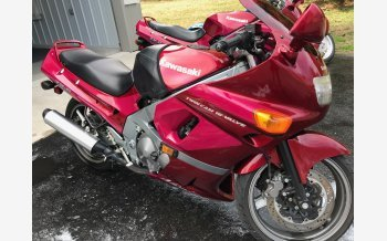 1991 Kawasaki Ninja ZX-6 for sale 200735479