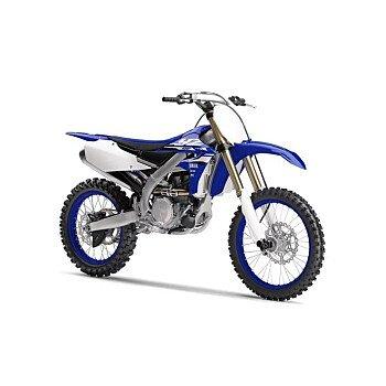 2018 Yamaha YZ450F for sale 200735760